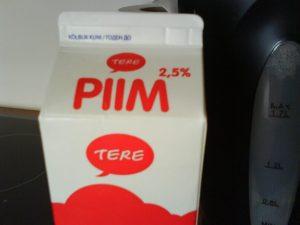 Tere, milk!
