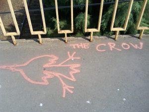 """THE CROW"""