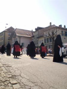 La Procession des Pleureuses