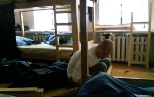 No bed? No problem!