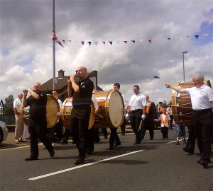 Lambeg Drums