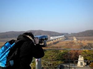 Looking at North Korea